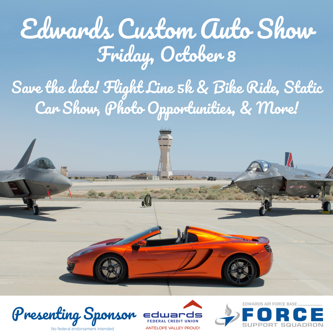 Edwards Air Force Base - Base-wide Events