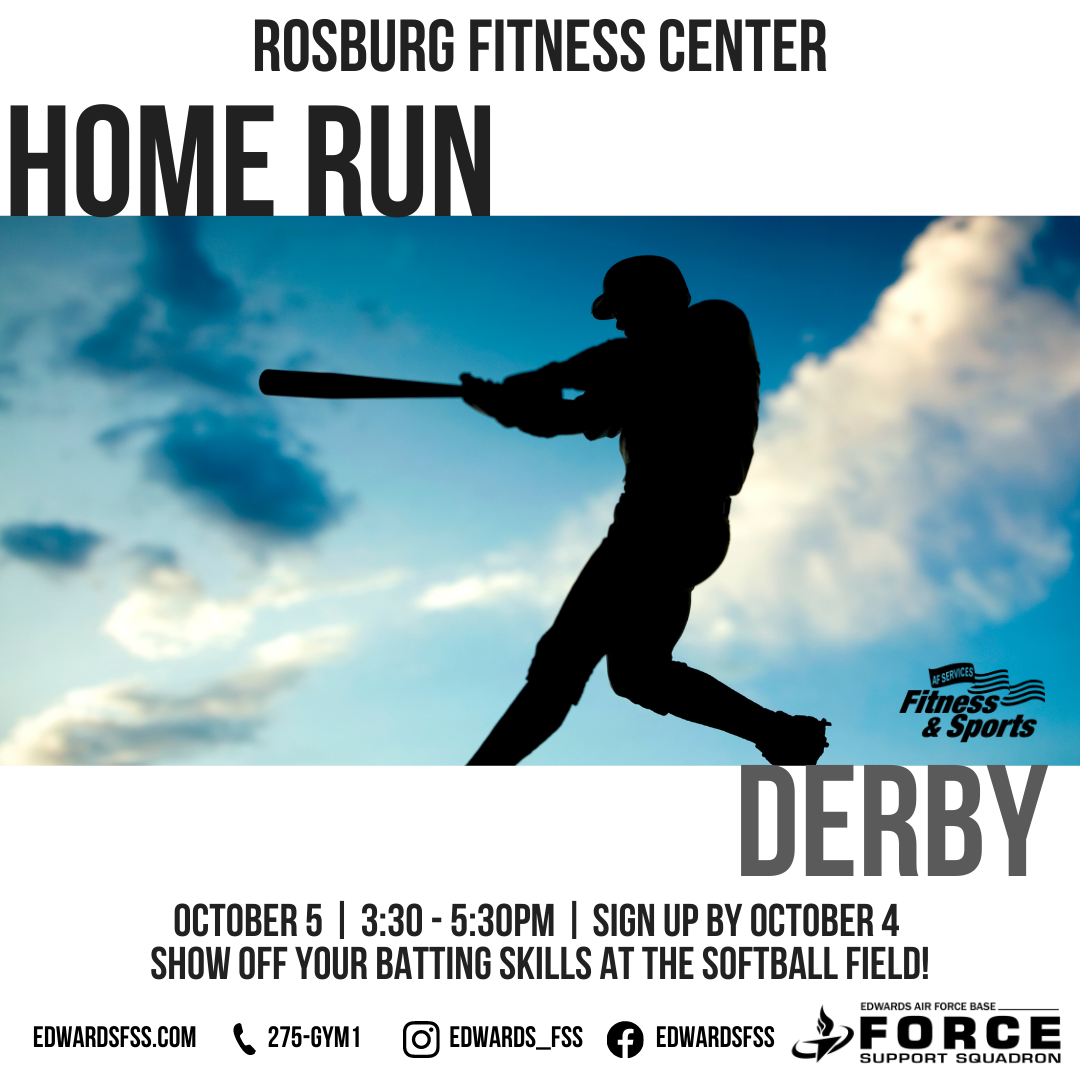 Rosburg Fitness-Edwards Air Force Base